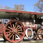 Hollycombe Steam Festival 26th - 28th May 2018