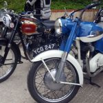 Classic Motorcycles Show at Amberley Museum & Heritage Centre
