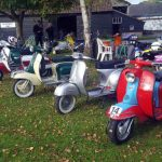 Classic Scooter Day at Amberley Museum & Heritage Centre