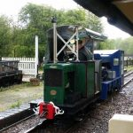 Autumn Industrial Trains at Amberley Museum & Heritage Centre Sunday 21st October
