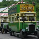 Spring Bus Day at Amberley Museum & Heritage Centre