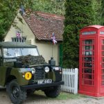 Classic Land Rover Day at Amberley Museum & Heritage Centre