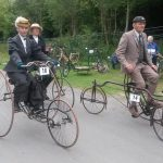 Historic Cycles Day at Amberley Museum & Heritage Centre