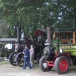 Mid Summer Steam Show at Amberley Museum & Heritage Centre