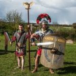 Romans in Residence: Butser IX Legion