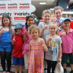 Variety, the Children's Charity Day at Harbour Park