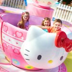 Hello Kitty at Drusillas