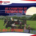 An exhibition on Tangmere and the Soe  21st July to 2nd September