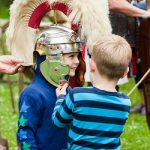 Object Handling - Chichester Roman Week 2019